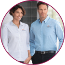 WOVEN SHIRTS, Workwear, and Branded Apparel